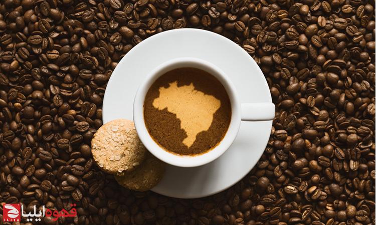 کشورهای تولید کنندهی قهوه ( آمریکا )